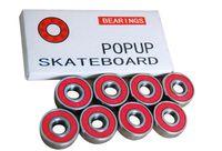 Wholesale CRASH skateboarding professional skateboard accessories high speed bearing