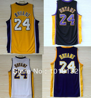 Wholesale Bryant Jersey original Los Angeles Uniform New Stitched Vest Basketball Shirt Laker sleeveless sport original BP02