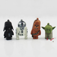Wholesale New styles Star Wars Figures toys pendant