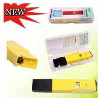 Wholesale Digital pH Meter Tester Pocket pen type Aquarium Pool Water