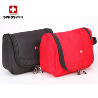 Wholesale SWISSWIN Army Knife wash bag Cosmetic Pouch traveling men and women must be equipped with waterproof bag