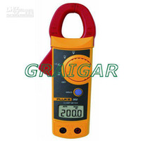 Cheap Wholesale - - Free shipping Fluke 302 Digital Clamp Meter AC DC Multimeter Tester