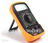 ac ammeter circuit - DIGITAL LCD MULTIMETER VOLTMETER AMMETER AC DC METER OHM CIRCUIT TESTER XL830L