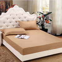 Wholesale Itemship Flat sheets of cotton bedspread cotton meters thickSimmons mattress special protective sleeve bed skirt