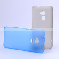 Cheap Wholesale-Luxury Thin Case For HTC ONE MAX Super Thin Case For HTC ONE MAX T6 Cover Case, Free shipping