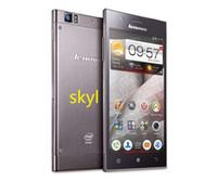 "Cheap DHL FREE New Lenovo K900 5.5"" IPS FHD Screen Android 4.2 2GB RAM Intel Atom Z2580 2.0GHz Single SIM Unlocked 3G Smart Mobile Cell Phone"