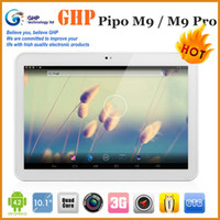 "PIPO 10 inch Quad Core PiPo M9 PRO tablets 3G WIFI 10.1"" Capacitive Retina Display Android 4.2.2 Quad Core RK3188 1.8GHz Tablet PC Phablet with Built-in 3G,GPS"