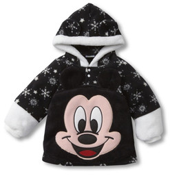 Wholesale Fleece Baby Coats Body Warmer Boy s Hoodies Sweatshirts Kids Jersey Cartoon Children s Coat Drop Shipping
