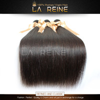 Wholesale 100 Indian Virgin Hair Weaves Remy Human Hair Weave Queen Hair Products Silky Straight