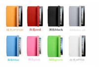 Cheap Smart Cover Magnetic Sleep Wake PU Leather Case 9.7 Inch 7.9 Inch For Ipad 2 3 4 5 Mini mini 2 Ipad Air free shipping