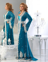 Plus Size 2014 New Arabic Free Jacket Evening Ball Gowns Bac...