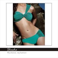 Cheap Hot Sale Women's Elegance Style Swimwear Woman's Fashion Beachwear Lady's Sexy Bikini Ladies bathing suits Girl's Swim Wear Free Shipping