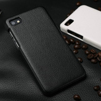 Wholesale Brown Black PU Leather Back Cover for y Z10 BB10 Hard Case style Lichee amp Croco Pattern