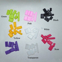 Wholesale Silicone Dust proof Plug For MacBook Pro Retina Air Colorful Anti dust Plugy