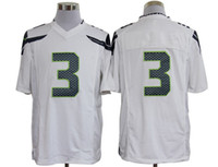 Men name brand apparel - 3 White Game Jerseys Brand Sports Jerseys Mens Outdoor Apparel Super Bowl With Names and Numbers Athletic Jerseys New Style