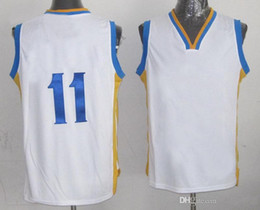 Wholesale Cheap Basketball Jerseys New White Klay Thompson Revolution