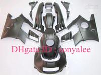 Cheap Free custom matt black fairings for Honda CBR600 F2 91 92 93 94 CBR600F2 1991 - 1994 CBR 600 CBRF2 91-94 1991 1992 1993 1994 ABS fairing kit