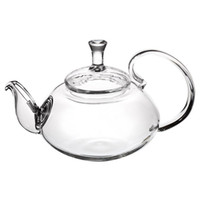 Glass teapots - high temerature resistant glass teapot ml special sale