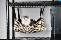 Wholesale Soft Plush Small Animal Pet Hammock Rat Hammock or Cat Hammock Cat Bed designs