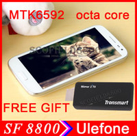 "Ulefone 5.0 Android 4.2 TRUE Octa core Cell Phone MTK6592 Ulefone U9592 HDC S4 5.0"" android smart phone 2GB+16GB 5.0+13.0MP & Free Miracast DLNA Ezcast Dongle T1000"