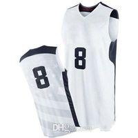 basketball uniforms - Dream Team Deron Williams White Basketball Jerseys Top Quality Revolution Basketball Uniforms Best Jerseys