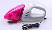 Wholesale 12V Mini Portable Handheld High Power Car Vacuum Cleaner DC12V W