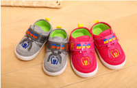 Unisex Summer Fabric 10%off!Children shoes wholesale,comfort breathable baby shoes,16-21 yards cartoon toddler shoes,non-slip leisure kids shoes.6 pairs 12pcs.ZL