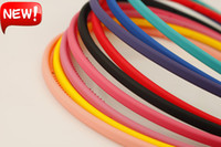 Wholesale New Arrival Cute Fluorescence Color Headbands Plastic Multi Color Girl Jewelry FS173