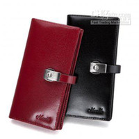 Wholesale Jane Eyre series cow leather wallet Model No