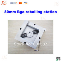 Wholesale 80x80mm BGA Reball Tool Reballing Station Reballing Kit For BGA Repair