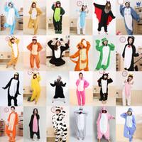 Wholesale Neverland Christmas Animal Sleepwear Sexy Pajamas Anime Cosplay Costume Hoodies Adult Fancy Dress Party Costume Christmas Gifts Styles
