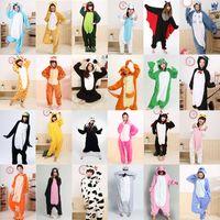 Wholesale Neverland Halloween Animal Sleepwear Sexy Pajamas Anime Cosplay Costume Hoodies Adult Fancy Dress Unisex Party Costume Christmas Styles