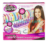 Wholesale Best Toys Provided Cra Z Art Shimmer n Sparkle Cra Z Loom Bracelet Maker