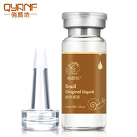 beauty fluids - High Quality Snail Original Liquid Acid Fluid Natural Herbal White Acne Spot Red Face Remove Whitening Moisturizing Beauty Hydrating Fluid