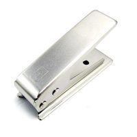 Wholesale S9Q Metal Micro Sim Card Cutter Free Sim Adapter for iPhone S iPad GS AAAAIV