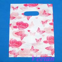 Wholesale LDPE Plastic Retail Gift Shopping Bag X25cm DTM XA2025