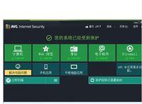 Wholesale HOT SELL BEST AVG Internet Security Antivirus year pc Fast sent