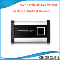 Wholesale Hot selling Latest free keygen CDP for cars trucks Generics TCS CDP Plus with led cable DHL