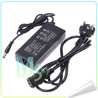 Wholesale LED Charger Power DC V A A EU AU US Plug DC Power adapter charger Power Supply Adapter for Led Strips Lights