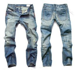 Wholesale Hot hot retail amp Mens trousers Leisure amp Casual Jeans Newly Style Cotton Men Jeans