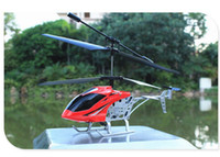 Cheap Big Promotion 23CM Mini IR E2301 super resistance to fall remote control 3CH RC Helicopter r c helicopter 2 colors With LED