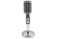 Wholesale Neverland Recording microphone Silver