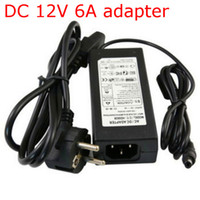 Wholesale AC100 V to DC V A W Power Adapter Supply Charger with AU US EU UK for LED Strip Light