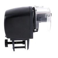 Wholesale S8Q Adjustable Digital Automatic Tank Aquarium Food Fish Feeder Feeding Timer AAAAGB