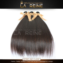 Wholesale 100 Malaysia Virgin Hair Weaves Remy Human Hair Weave Silky Straight
