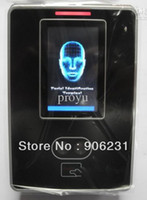 Wholesale ZK software VF300 Face Facial Biometric Identification Time Attendance Clock