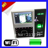 Wholesale ZKsoftware WIFI face amp ID card identification Time Attendance iFace