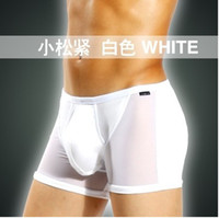 Wholesale Dragon vitality of men s underwear pants U convex pouch underwear men increased health care bullets separation scrotum