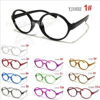 Wholesale YJ1032 children glasses frame boys girls no lens glasses kids spectacle frames popular eyewear color jlbgmy