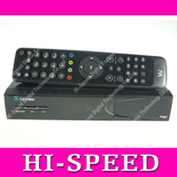 Wholesale BCM7325 DVB S2 Enigma2 Linux System HD Receiver X Solo Mini Single Tuner Satellite Decoder for Europe fedex